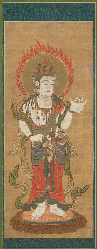 Juni-ten: The Twelve Celestial Beings, set of 12 kakemono