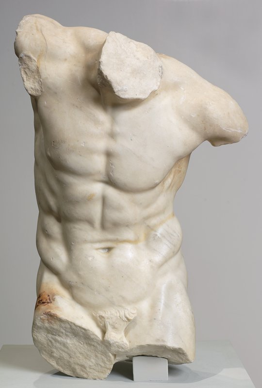 after a Hellenistic Greek bronze
