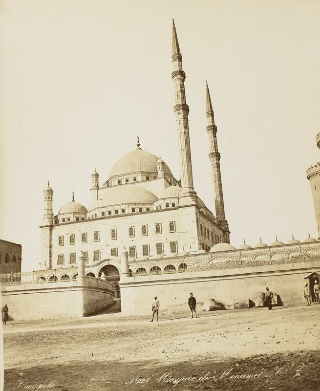 Mosque of Mohamed Ali, Cairo, Egypt