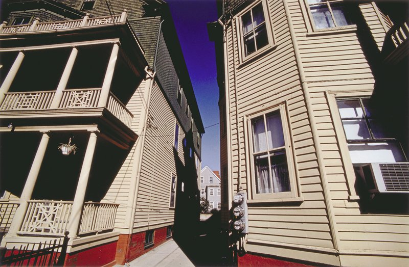 house facade, Providence