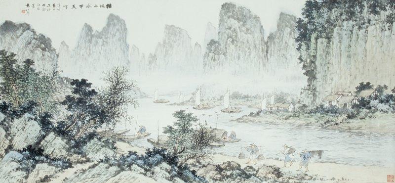 Shanghai Antique, H.K. dealer