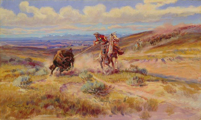 Genre. Animal. Native American. Indian.