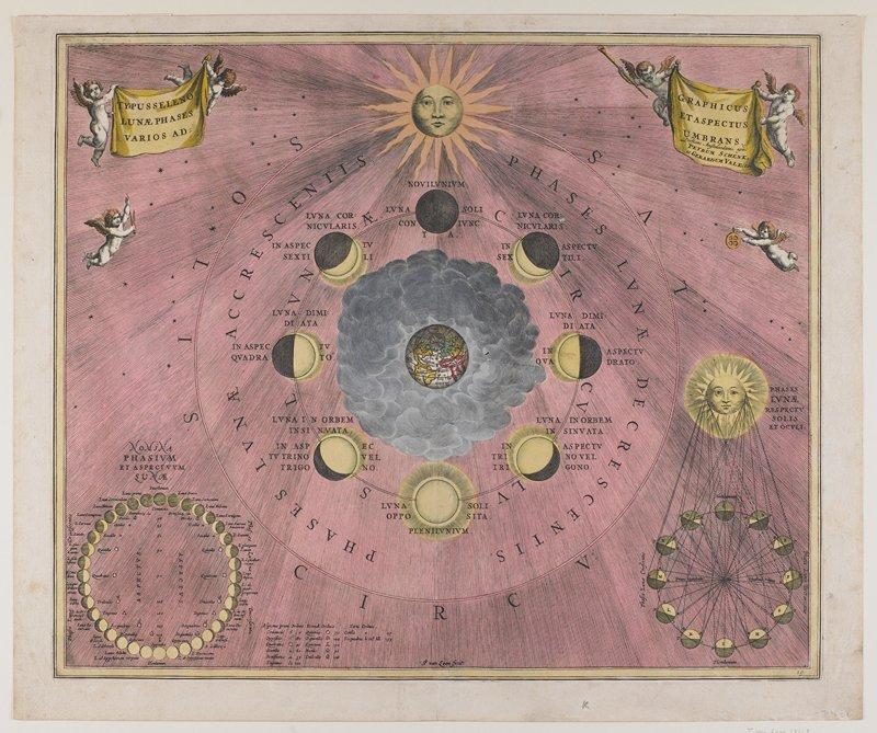 Plate 19 from the Harmonia Macrocosmica